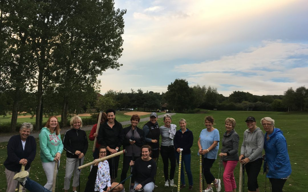 Ladies encouraged to give golf a go with Emma