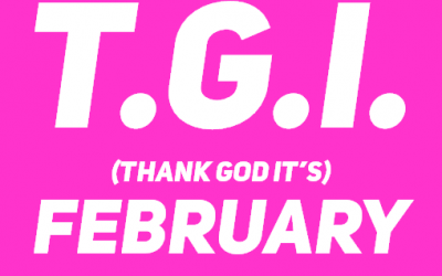 Thank God It's February Party